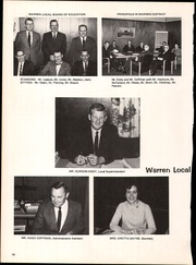 Page 14, 1971 Edition, Warren High School - Shield Yearbook (Vincent, OH) online yearbook collection