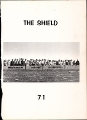 Page 5, 1971 Edition, Warren High School - Shield Yearbook (Vincent, OH) online yearbook collection