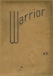 1948 Edition, Wintersville High School - Warrior Yearbook (Wintersville, OH)