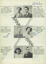 Page 12, 1949 Edition, Brooklyn High School - Eaglet Yearbook (Brooklyn, OH) online yearbook collection
