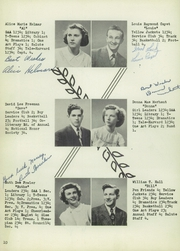 Page 14, 1949 Edition, Brooklyn High School - Eaglet Yearbook (Brooklyn, OH) online yearbook collection