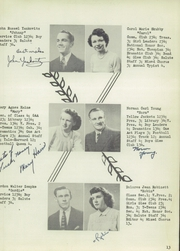 Page 17, 1949 Edition, Brooklyn High School - Eaglet Yearbook (Brooklyn, OH) online yearbook collection