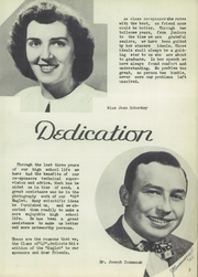 Page 7, 1949 Edition, Brooklyn High School - Eaglet Yearbook (Brooklyn, OH) online yearbook collection
