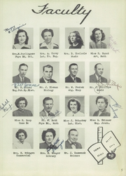 Page 9, 1949 Edition, Brooklyn High School - Eaglet Yearbook (Brooklyn, OH) online yearbook collection