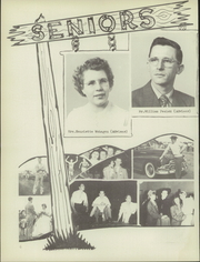 Page 10, 1950 Edition, Brooklyn High School - Eaglet Yearbook (Brooklyn, OH) online yearbook collection