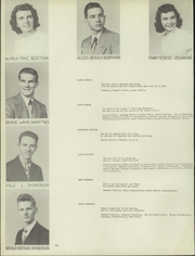 Page 14, 1950 Edition, Brooklyn High School - Eaglet Yearbook (Brooklyn, OH) online yearbook collection