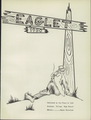 Page 5, 1950 Edition, Brooklyn High School - Eaglet Yearbook (Brooklyn, OH) online yearbook collection