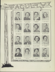 Page 9, 1950 Edition, Brooklyn High School - Eaglet Yearbook (Brooklyn, OH) online yearbook collection