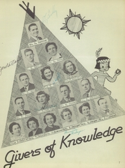 Page 11, 1951 Edition, Brooklyn High School - Eaglet Yearbook (Brooklyn, OH) online yearbook collection