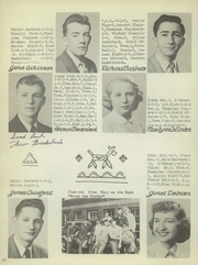 Page 16, 1951 Edition, Brooklyn High School - Eaglet Yearbook (Brooklyn, OH) online yearbook collection