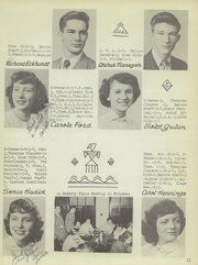 Page 17, 1951 Edition, Brooklyn High School - Eaglet Yearbook (Brooklyn, OH) online yearbook collection