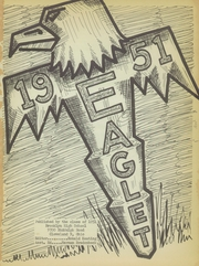 Page 5, 1951 Edition, Brooklyn High School - Eaglet Yearbook (Brooklyn, OH) online yearbook collection