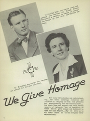 Page 8, 1951 Edition, Brooklyn High School - Eaglet Yearbook (Brooklyn, OH) online yearbook collection