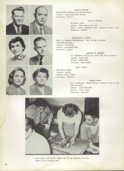 Page 16, 1955 Edition, Brooklyn High School - Eaglet Yearbook (Brooklyn, OH) online yearbook collection