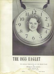 Page 5, 1955 Edition, Brooklyn High School - Eaglet Yearbook (Brooklyn, OH) online yearbook collection