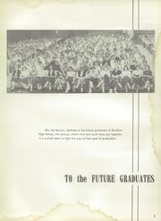Page 7, 1955 Edition, Brooklyn High School - Eaglet Yearbook (Brooklyn, OH) online yearbook collection