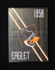 Page 1, 1958 Edition, Brooklyn High School - Eaglet Yearbook (Brooklyn, OH) online yearbook collection