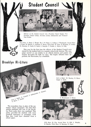 Page 11, 1958 Edition, Brooklyn High School - Eaglet Yearbook (Brooklyn, OH) online yearbook collection