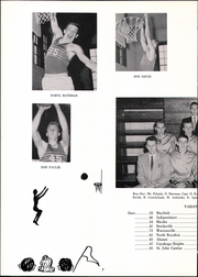 Page 12, 1958 Edition, Brooklyn High School - Eaglet Yearbook (Brooklyn, OH) online yearbook collection