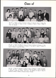 Page 16, 1958 Edition, Brooklyn High School - Eaglet Yearbook (Brooklyn, OH) online yearbook collection