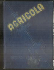 1939 Edition, Arkansas Tech University - Agricola Yearbook (Russellville, AR)