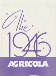 Page 7, 1946 Edition, Arkansas Tech University - Agricola Yearbook (Russellville, AR) online yearbook collection