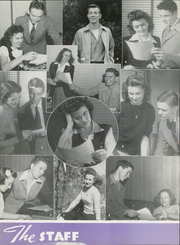 Page 8, 1946 Edition, Arkansas Tech University - Agricola Yearbook (Russellville, AR) online yearbook collection