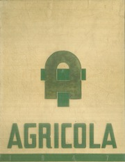 1947 Edition, Arkansas Tech University - Agricola Yearbook (Russellville, AR)