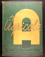 1949 Edition, Arkansas Tech University - Agricola Yearbook (Russellville, AR)