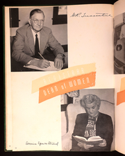 Page 20, 1950 Edition, Arkansas Tech University - Agricola Yearbook (Russellville, AR) online yearbook collection