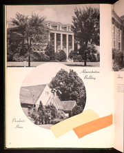 Page 22, 1950 Edition, Arkansas Tech University - Agricola Yearbook (Russellville, AR) online yearbook collection