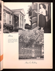Page 23, 1950 Edition, Arkansas Tech University - Agricola Yearbook (Russellville, AR) online yearbook collection