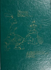 1981 Edition, Arkansas Tech University - Agricola Yearbook (Russellville, AR)