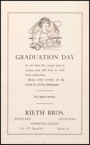 Page 8, 1918 Edition, Elyria Public High School - Elyrian Yearbook (Elyria, OH) online yearbook collection