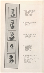 Page 32, 1921 Edition, Elyria Public High School - Elyrian Yearbook (Elyria, OH) online yearbook collection