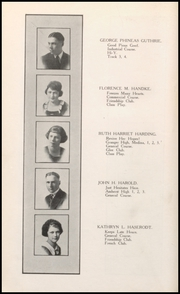 Page 34, 1921 Edition, Elyria Public High School - Elyrian Yearbook (Elyria, OH) online yearbook collection