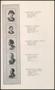 Page 35, 1921 Edition, Elyria Public High School - Elyrian Yearbook (Elyria, OH) online yearbook collection