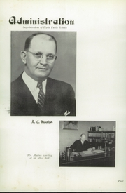 Page 8, 1941 Edition, Elyria Public High School - Elyrian Yearbook (Elyria, OH) online yearbook collection