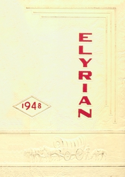 Page 1, 1948 Edition, Elyria Public High School - Elyrian Yearbook (Elyria, OH) online yearbook collection