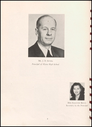 Page 12, 1948 Edition, Elyria Public High School - Elyrian Yearbook (Elyria, OH) online yearbook collection