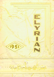 Page 1, 1951 Edition, Elyria Public High School - Elyrian Yearbook (Elyria, OH) online yearbook collection