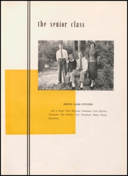 Page 15, 1951 Edition, Elyria Public High School - Elyrian Yearbook (Elyria, OH) online yearbook collection