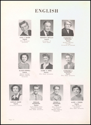 Page 16, 1956 Edition, Elyria Public High School - Elyrian Yearbook (Elyria, OH) online yearbook collection