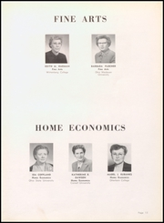 Page 17, 1956 Edition, Elyria Public High School - Elyrian Yearbook (Elyria, OH) online yearbook collection
