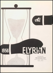 Page 5, 1956 Edition, Elyria Public High School - Elyrian Yearbook (Elyria, OH) online yearbook collection