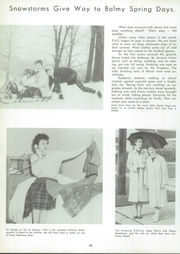 Page 14, 1960 Edition, Elyria Public High School - Elyrian Yearbook (Elyria, OH) online yearbook collection