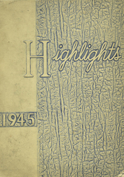 1945 Edition, Hamilton Township High School - Hamiltonian Yearbook (Columbus, OH)