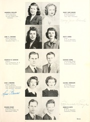 Page 11, 1948 Edition, Hamilton Township High School - Hamiltonian Yearbook (Columbus, OH) online yearbook collection