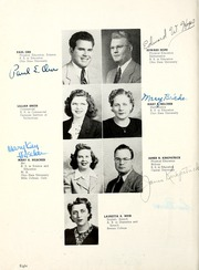 Page 12, 1948 Edition, Hamilton Township High School - Hamiltonian Yearbook (Columbus, OH) online yearbook collection