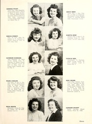 Page 15, 1948 Edition, Hamilton Township High School - Hamiltonian Yearbook (Columbus, OH) online yearbook collection
